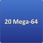 20 mega-64